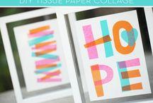[Hobby] Paper Things