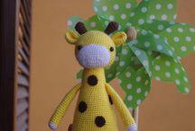 Zsiráfok - Giraffe