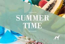 Summer Time / Beach wear and summer essentials
