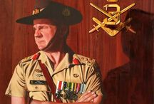 Military Art / A selection of my artwork with a military theme.