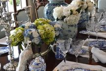 Blue and white / Have never tired of my blue & white