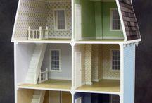 Mini - Houses & Room Boxes