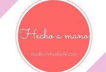 Hecho a mano / La Vitrina de Virtualarte  Articulos hechos a mano/ handmade