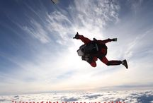 NZONE Skydive - Words to Inspire