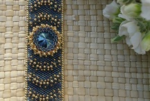 Seed bead jewellery / by Lisa Brunelle