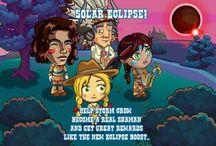 Solar Eclipse / Solar Eclipse Pioneer Trail