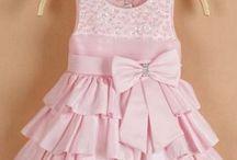 ropa de niñita