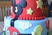 Cake design // For boys / Gâteaux pour enfants, pour anniversaires