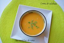 Sopas-Cremas