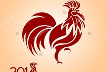 Year or the Rooster 2017