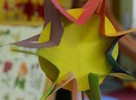 Květiny - výroba z papíru