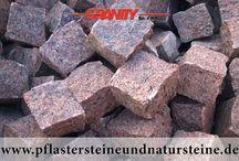 Schwedische Natursteine - Natursteine aus Schweden / B&M GRANITY bietet diverse Pflastersteine, Platten, Mauersteine  aus unterschiedlichen Natursteinen… diesmal aus schwedischen, bunten Natursteinen… WUNDERBARE FARBEN… NATUR PUR... Naturstein-Lieferung = Steine + Transport