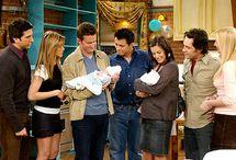 FRIENDS - Ross, Monica, Chandler... / The TV Show