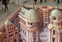 Chalk Art... / by Bill Shattuck