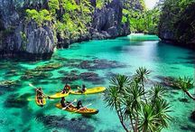 Philippines / My number one bucket list place, here is where I crush on the Philippines ❤️