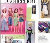 Barbie fashion doll collection
