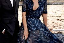 Kate Moss-Cara Delevigne / by Mario Testino