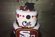 49er Stuff!! / by Kathy Holen