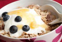 jogurty a mléčné výrobky