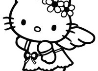 Hello Kitty / by Donna Blanchflower Whitmore