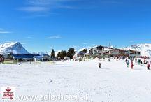 Das Skigebiet Bergkastel / 70 Kilometer Pisten in den Kategorien leicht, mittel und schwer bringen im Skigebiet Bergkastel jedem Skiläufer Action, Spaß und Skiabenteuer pur.