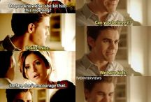 TVD bloopers