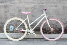 ★ FIXIE ★ / fixed-gear bicycles