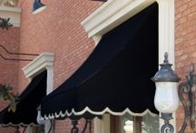 Commercial Awnings & Shades