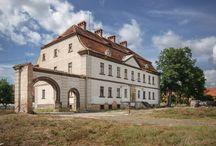 Kunice - Pałac