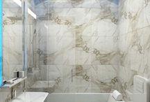 bad aus marmor