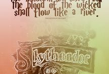 Slytherdor common room