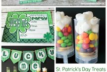St Patrick's Day / Food, crafts, decor, history and fun.