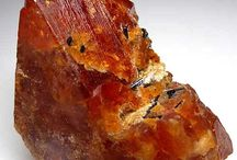 Unusual Gems & Crystals / Glorious gems, minerals, and crystals with sparkle and juicy color.