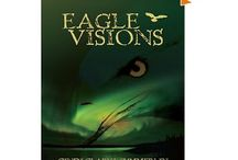 Eagle Visions / Available on Amazon.com and Smashwords.com!  Is it possible for a person to find peace after enduring profound trauma? This is the question that haunts the lives of each of the characters in Eagle Visions, the soulful sequel to the harrowing Trooper's Run, which explored the all-too-prevalent circumstance of domestic violence.