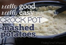 Thanksgiving: crockpot style