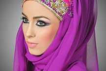 Make up & hijab style