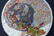 mosaic stuff / by Farp St