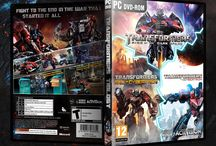 PC DVD Covers / I am the one who put together these DVD Cases and I think look great as designs