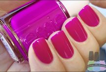 Essie colors / by Chelsey Link