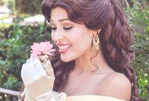 Beauty & Beast Disneyland
