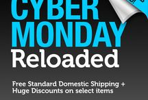 #CyberMonday Sale 2014 / We have incredible savings on mobile and computer accessories, cables, home theater, and much more.