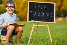 Back to School / Fun and fabulous ways to get the whole family ready for back to school!