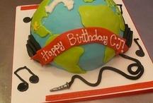 Globe cakes