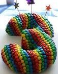 Rainbow Birthday / by Imogen Prickett