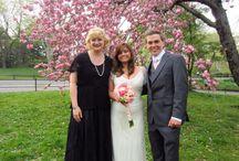 NYC Spring Weddings / NYC Spring Weddings