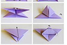 Paper crafts !