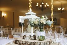 shelly ♥ daryl / A gorgeous wedding at Cranford Country Lodge shot by Kelly Daniels Photography. Décor and flowers done by Natural Nostalgia!