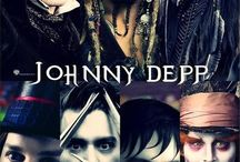 Johnny Depp :) / In this table yu can see some pictures and gifs about this great and talented actor :) I bring you pictures about my favourite films of his , like Dark Shadows, Pirates of the Carribean :) ;)
