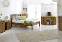 Birlea - Malvern Bedroom Collection / A beautifully made range of oak furniture, the Malvern collection will add luxury to any bedroom setting.