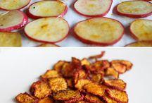 Raw/health snacks